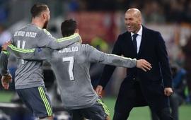Zidane chỉ có chống Perez hoặc chiều fan Real Madrid