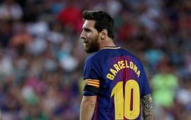 Người đại diện đi ăn với phía Man City, ngày Messi rời Barcelona đã cận kề?