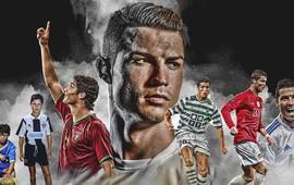 Với Ronaldo, quý giá nhất không phải là Quả bóng vàng, mà là một quả bóng rách