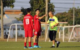 Cường địch xuất quân, U23 Việt Nam có được nhận tin vui?