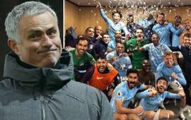 Mourinho gọi cầu thủ Man City là những kẻ vô học