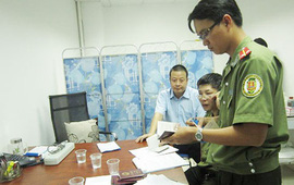Công an điều tra hoạt động phòng khám Trung Quốc ở Sài Gòn