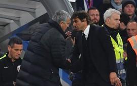 """Mourinho vs Conte: Họ đã sẵn sàng gạt qua thù hận để """"yêu nhau"""""""