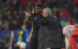Pogba chỉ là nạn nhân cho sự bất tài của Mourinho