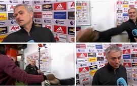 Mourinho có tức điên vì hành động này của Pogba?