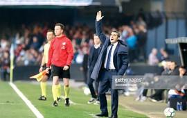 HLV Valverde đã biết thay đổi tại Barca
