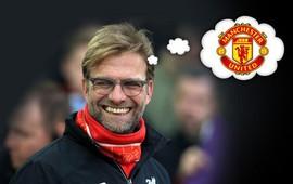 Vì sao huấn luyện viên Klopp từ chối Man Utd để dẫn dắt Liverpool?