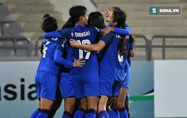"""Thái Lan """"hủy diệt"""" đối thủ với tỉ số 13-0, thị uy sức mạnh trước thềm giải Đông Nam Á"""