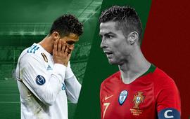 Dẹp qua một bên tương lai cùng Real Madrid, Ronaldo chỉ sống vì World Cup