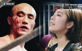 """""""Ngọc nữ"""" xinh như mộng đã khóc khi Yi Long thua thảm là ai?"""