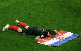 Có hồn dân tộc trong tim, Croatia sẽ thêm lần nữa chứng minh cả thế giới đã sai