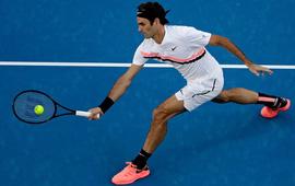 """Federer và Djokovic cùng """"tàn phá"""" Úc mở rộng"""