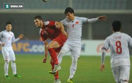 """HLV Syria bái phục khả năng phòng thủ """"như bàn thạch"""" của U23 Việt Nam"""