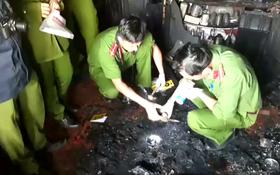 Vụ cháy khu biệt thự cổ ở Đà Lạt
