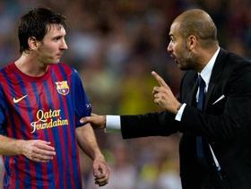 Không có một Messi siêu phàm, Pep Guardiola cũng chỉ là người trần mắt thịt