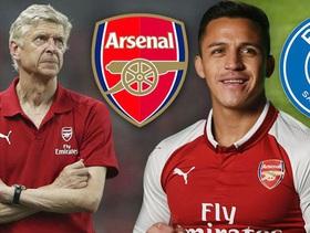 Alexis Sanchez đội giá 70 triệu bảng: Arsenal bán ngay!