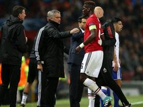 Không Pogba, không ổn đâu Mourinho!