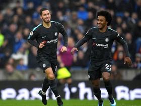 """Không Morata, Chelsea vẫn đại thắng """"4 sao"""""""
