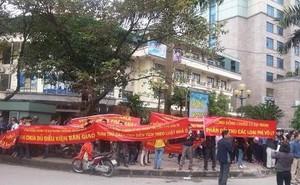 Dân tố chủ đầu tư Đại Thanh 'treo đầu dê bán thịt chó'