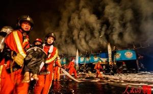 Trung Quốc: Đầu năm mới, mỗi ngày một vụ cháy kinh hoàng