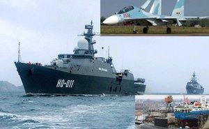 Kịch bản Không-Hải chiến trên biển Đông và chuẩn bị của Việt Nam