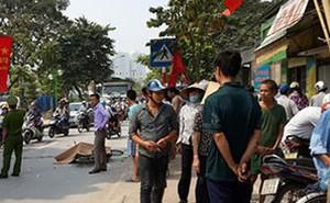 Ô tô phục vụ đám tang tông chết người ở Hà Nội