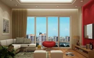 Cận cảnh nội thất chung cư cao cấp Dương Chí Dũng mua cho bồ nhí