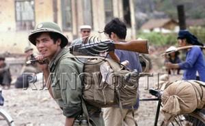 Việt Nam: Những hình ảnh sống, chiến đấu hào hùng năm 1979 (P4)