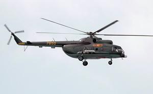 Trực thăng quân sự Việt Nam vừa rơi là loại gì?