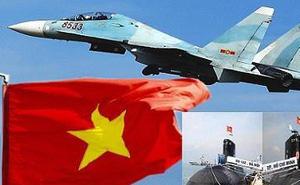 Global Firepower: Sức mạnh quân sự VN tăng 2 bậc so với năm 2014