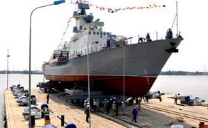 Đến nơi sinh ra những con tàu chiến
