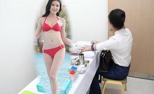 Thí sinh Hoa hậu Hoàn vũ được đưa gấp về Sài Gòn điều trị