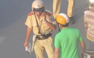 CSGT Hà Nội: Cấm cán bộ, chiến sĩ làm nhiệm vụ truy đuổi người vi phạm