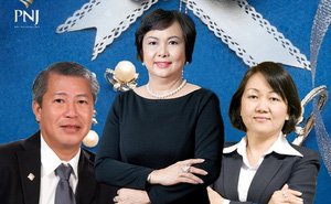 Hồ sơ học vấn lãnh đạo cao cấp của Công ty vàng bạc đá quý PNJ