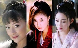 Những kiều nữ xinh đẹp tài năng nhưng mãi không thoát kiếp nữ phụ