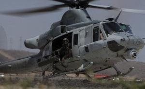 """Sức mạnh trực thăng """"lão tướng"""" Mỹ sử dụng canh kho vũ khí hạt nhân"""