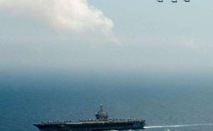Đô đốc Richardson khẳng định Mỹ tiếp tục tuần tra Biển Đông