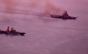 Anh gọi viện binh khi tàu chiến Nga qua eo biển Manche