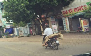 Vụ chở thi thể về bằng xe máy: Giám đốc Sở Y tế Sơn La nói gì?