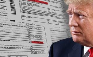 """[VIDEO] Scandal Trump né thuế gần tỷ đô: """"Cú ngã đau"""" trước ngày bỏ phiếu"""