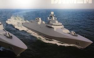 Tập đoàn Damen giới thiệu 2 mẫu tàu SIGMA mới