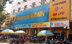 TGĐ Thế Giới Di động nói thị phần công bố 'hộ' Nguyễn Kim chỉ là ước đoán