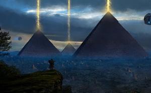 Giza - Đại kim tự tháp nổi tiếng nhất thế giới đã lấy lại được hình dáng vốn có của mình