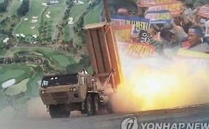Hàn Quốc chọn sân gôn Lotte đặt tên lửa phòng Triều Tiên