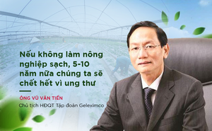 Ngày 90 triệu người Việt được ăn sạch đã không còn xa!