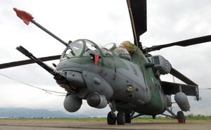 Ứng viên sáng giá nhất cho vị trí thay thế Mi-24A đã nghỉ hưu