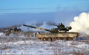 Chiến sự nồi hầm Debaltsevo: Minh chứng Ukraine gian dối?