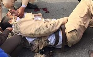 Tài xế chèn ô tô qua người CSGT bị tuyên phạt tội giết người