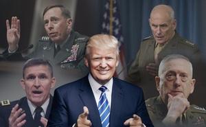 Trump liên tiếp chọn 3 tướng vào nội các, người Mỹ lo quân đội thao túng Nhà Trắng