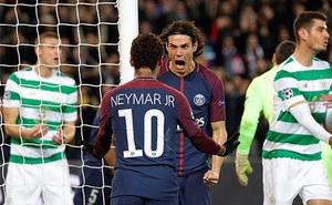 """Bị dẫn ngay phút đầu, PSG tung liền 7 """"miếng đòn"""" khiến cả châu Âu kiêng nể"""